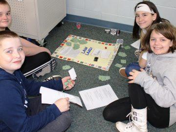 Civics board games