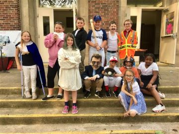 Wax museum an annual tradition for BES fourth-grade students