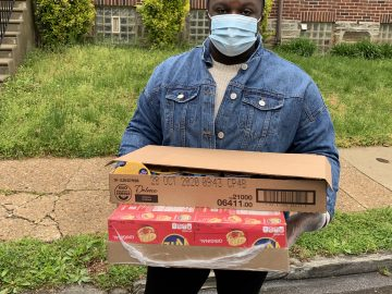 Plymouth Whitemarsh senior dedicates 20% project to feeding the hungry